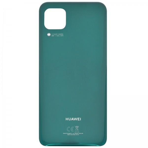 Huawei P40 Lite Original Akkudeckel Serviceware Crush Green 0235MVF