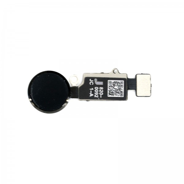 JC V6 HOMEBUTTON mit Return Funktion für iPhone 7/7+/8/8+ schwarz kein Löten, kein Bluetooth