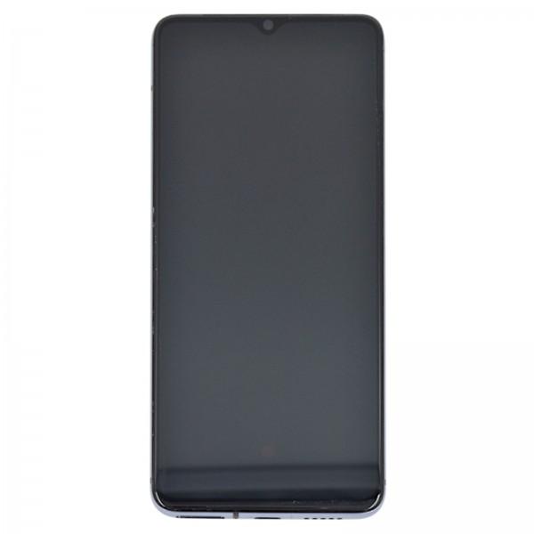 Oneplus 7T A7010 ori neu Displayeinheit mit Rahmen Frosted Silver