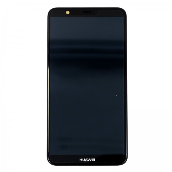 Huawei P smart 2018 Original Displayeinheit Serviceware Black / Blue 02351SVD 02351SVJ