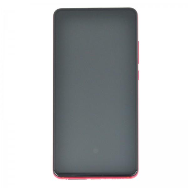 Xiaomi Mi 9T/9T Pro ori Display mit Rahmen rot