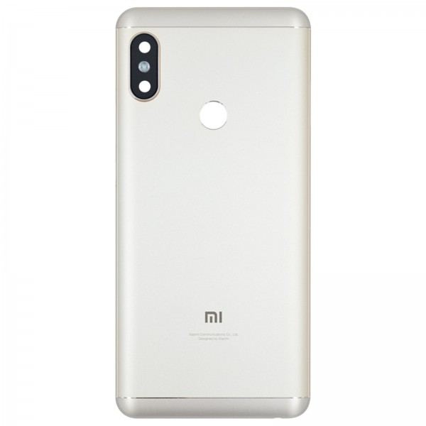 Redmi Note 5 Backcover gold