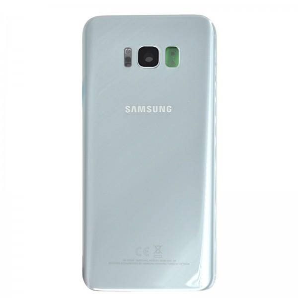 Samsung Galaxy S8 Plus (G955F) Original Akkudeckel Serviceware Silber