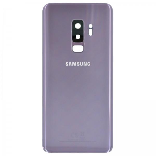 Samsung Galaxy S9 Plus (G965F) Original Akkudeckel Serviceware Lila Purple GH82-15652B