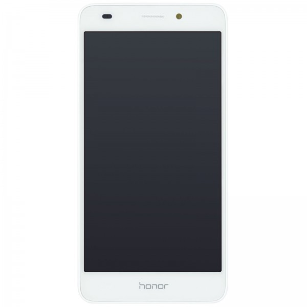 Huawei Honor 7 Lite LCD Display+Touch+Frame+Battery Silver 02350TSW