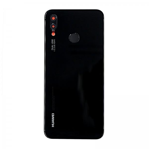 Huawei P20 Lite Original Akkudeckel Serviceware Midnight Black 02351VPT