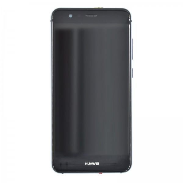 Huawei P10 Lite Original Displayeinheit Serviceware Schwarz 02351FSE 02351FSG