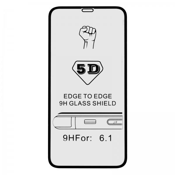 iPhone XR 3D/5D-Panzerglas