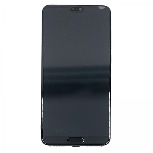 Huawei P20 Pro Original Displayeinheit Serviceware Midnight Blue 02351WTP