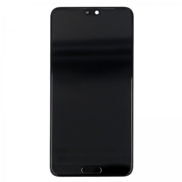 Huawei P20 Original Displayeinheit Serviceware schwarz 02351WKF