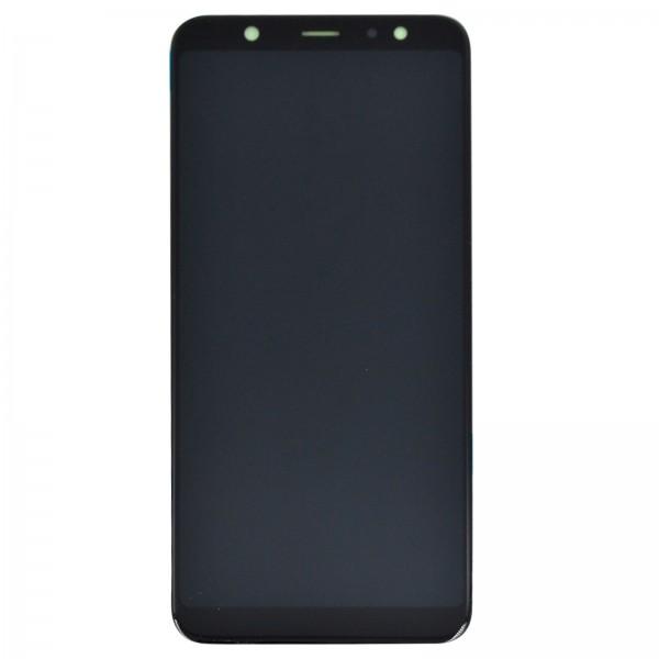 Samsung Galaxy A6 Plus 2018 (A605F) Original Displayeinheit Serviceware Black GH97-21878A