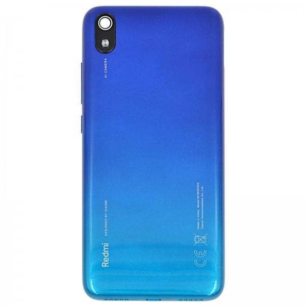 Redmi 7A Backcover glänzend blau