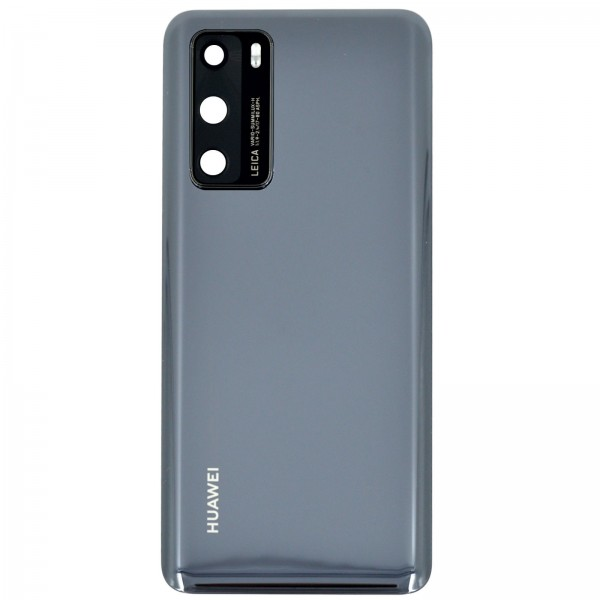 Huawei P40 Pro Original Akkudeckel Serviceware Black 02353MEL