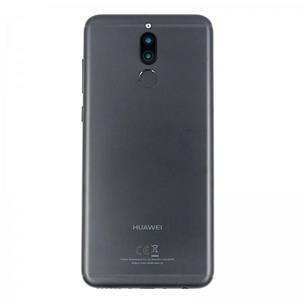 Huawei Mate 10 Lite Original Akkudeckel Serviceware Graphite Black 02351QPC