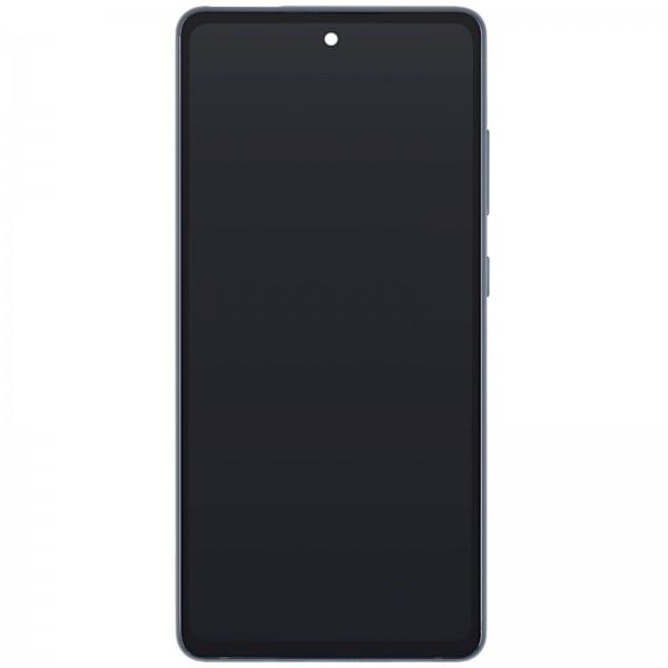 Samsung Galaxy S20 FE 4G (G780) Display + Frame Blue GH82-24219A
