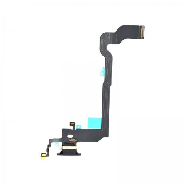 iPhone X Lightning Ladebuchse Chargeflex Dockconnector schwarz ori neu