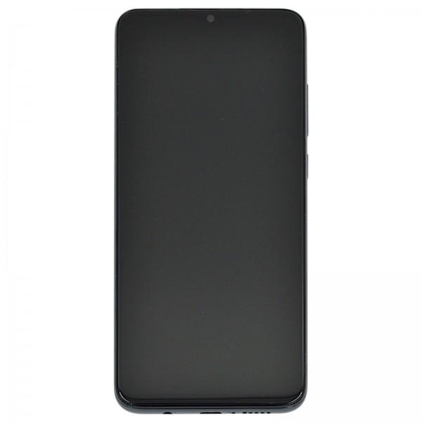 Redmi Note 8 Pro ori Display mit Rahmen grau
