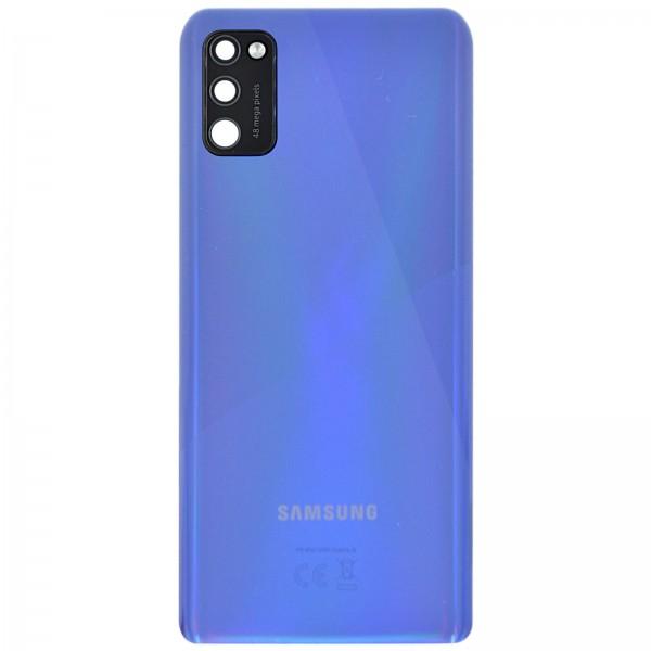 Samsung Galaxy A41 Original Akkudeckel Serviceware Cobalt Blue